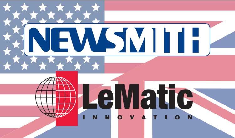 Newsmith Partners With America's LeMatic