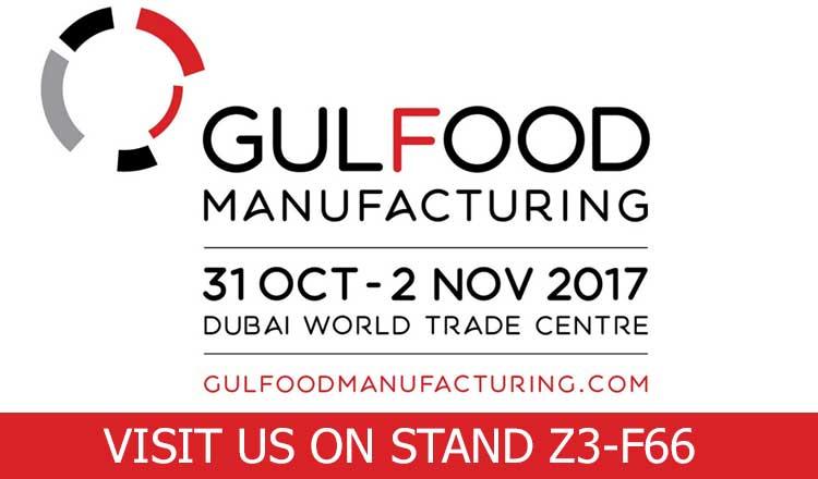 Gulfood Manuacturing 2017